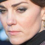Foto: Kate Middleton e în doliu. Care este motivul?