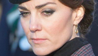 Kate Middleton e în doliu. Care este motivul?