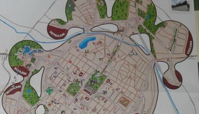 """Original și impresionant! Orașul are o nouă hartă: """"Descoperă Chisinăul"""""""