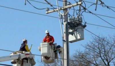 Astăzi, în mai multe localități din țară va fi deconectată energia electrică