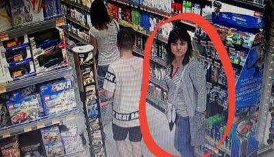 (foto/video) O tânără cere ajutorul pentru a recunoaște persoanele din imagine. Acestea i-ar fi sustras mobilul într-un magazin din Capitală