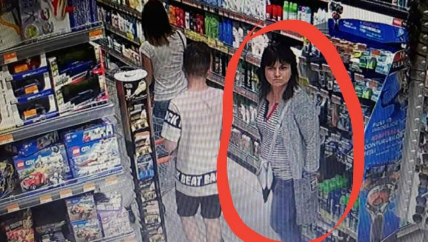 Foto: (foto/video) O tânără cere ajutorul pentru a recunoaște persoanele din imagine. Acestea i-ar fi sustras mobilul într-un magazin din Capitală