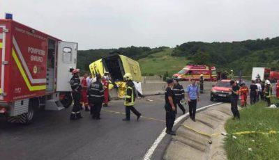 Tragedie la Comrat! Un biciclist și-a pierdut viața după ce a fost lovit de un camion