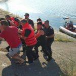 Foto: Un bărbat din Orhei a fost găsit mort într-un lac
