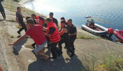 Un bărbat din Orhei a fost găsit mort într-un lac