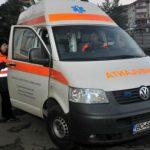 Foto: Accident grav în țară. Cinci persoane, printre care trei minori au fost transportați de urgență la spital