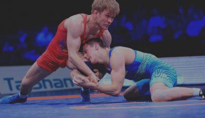 Moldoveanul Andrei Prepelița s-a clasat pe locul 8 la Campionatul Mondial de lupte libere