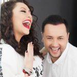 Foto: Video. Andra și Cătălin Măruță, mărturisiri sincere despre povestea lor de dragoste