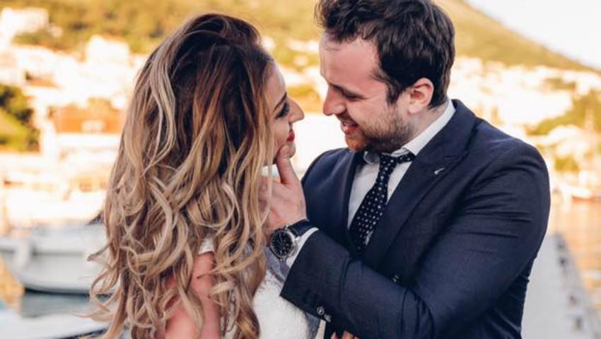 Foto: Hair-stilistul Andrei Cocieru s-a căsătorit!