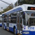 Foto: Se scumpește călătoria cu troleibuzul și autobuzul. Cât va costa un bilet?
