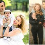 """Foto: Andreea Bănică, despre soțul ei: """"Lucian este singurul iubit din viața mea, deja de 20 de ani"""""""
