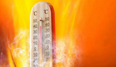 Meteorologii au emis cod galben de căldură pentru acest weekend