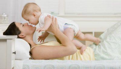 De cât timp are nevoie burtica unei mămici pentru a reveni la normal după naștere