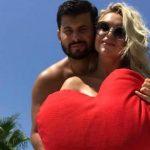 Foto: Daniela Burlac alături de iubitului ei, într-o vacanță de vis în Turcia