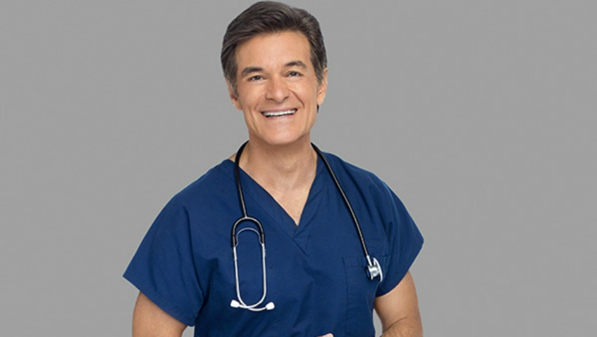 Lista alimentelor sănătoase recomandate de Dr. Oz: îți încarcă organismul cu nutrienți și te feresc de cancer!
