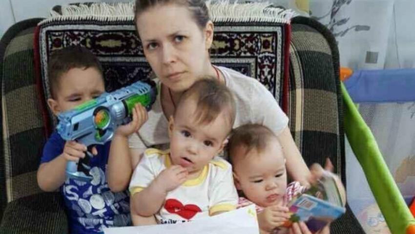 Foto: Elena a fost diagnosticată cu cancer. Să o ajutăm să învingă boala pentru a-și putea crește cei trei copilași!