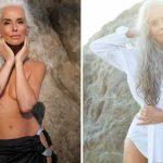 Foto: Are 61 de ani, este  fotomodel și arată senzațional
