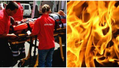 Cumplit! O femeie și-a dat foc după ce medicii i-au stabilit un diagnostic crunt