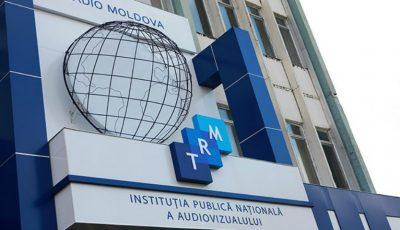 Astăzi, a fost ales noul director al postului public de televiziune Moldova 1