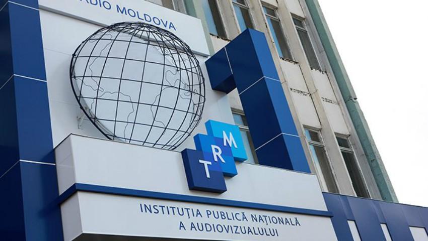 Foto: Astăzi, a fost ales noul director al postului public de televiziune Moldova 1