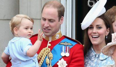 Cu ce nu are voie să se joace prințul George?