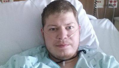 Octavian a fost diagnosticat, în SUA, cu leucemie! Tânărul cere ajutorul oamenilor pentru a fi salvat