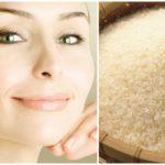 Foto: Masca cu orez care te întinereşte!