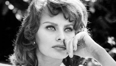 """Sophia Loren: """"Dacă nu ai plâns, nu ai cum să ai ochii frumoși."""""""