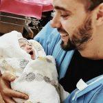 Foto: Regizorul Arcadie Spoială a devenit tată pentru a doua oară