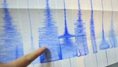 Un cutremur puternic cu magnitudinea 4.8 a fost resimțit la Chișinău