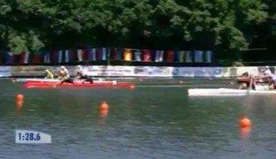 Bravo! Canotorii moldoveni au obținut aurul la Campionatele Mondiale de tineret