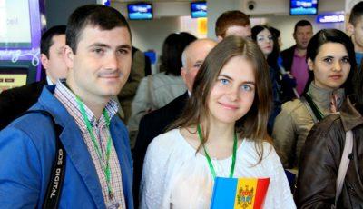 Guvernul Român le oferă celor 150 de elevi olimpici din Moldova, o săptămână de vacanță