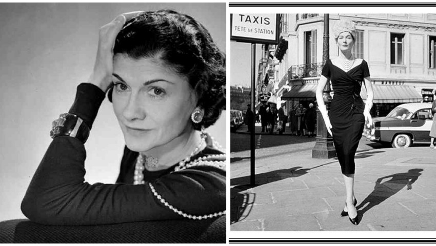 Foto: Little Black Dress, povestea rochiței negre a celebrei Coco Chanel