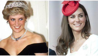 Parfumurile preferate ale Prințesei Diana și ale Ducesei de Cambridge
