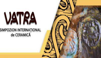 Expoziție cu lucrări unice realizate de către 15 artiști autohtoni și din alte 5 țări, la Simpozionul Internațional de Ceramică!