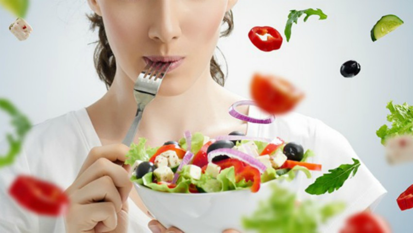 Foto: Reguli de combinare a alimentelor: fructele și legumele NU se amestecă