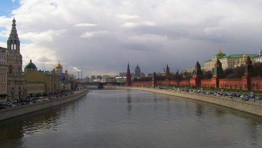 Foto: Un moldovean s-a înecat în râul Moscova