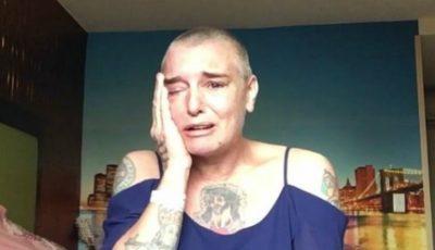 """Sinead O'Connor, dezvăluiri cutremurătoare: ,,Sunt singură. Nu există nimeni în viaţă mea acum!"""" Video"""