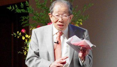 Cele 5 reguli de aur ale medicului japonez Hinohara Shigeaki care a trăit 105 ani!