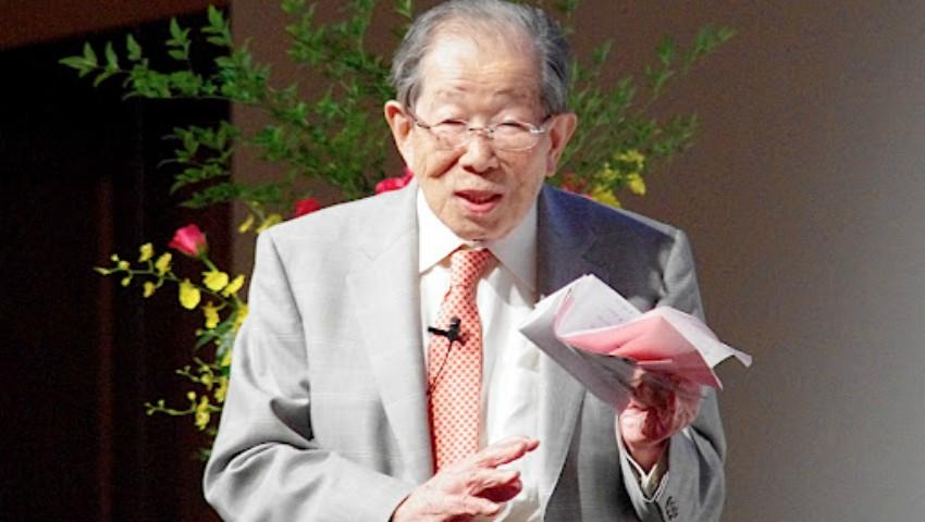 Foto: Cele 5 reguli de aur ale medicului japonez Hinohara Shigeaki care a trăit 105 ani!