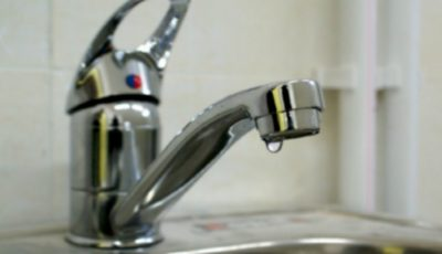 Fără apă la robinet pe caniculă. Vezi care sunt adresele vizate!