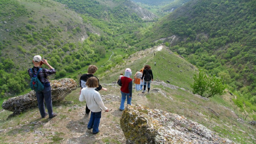 Foto: Aproape două milioane de turişti străini au vizitat Moldova în primele șase luni ale acestui an