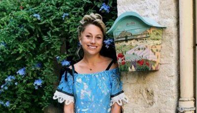 Natalia Gordienko nu-și mai ascunde burtica de gravidă! Vezi ultimele poze pe care le-a postat artista
