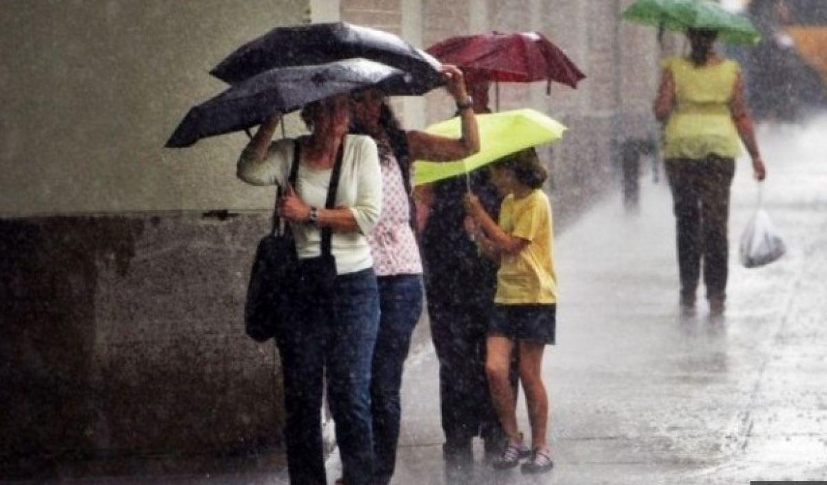 Foto: Prognoza meteo. Vezi în ce raioane vor cădea precipitații