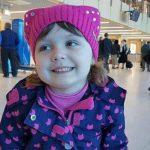 Foto: Să o ajutăm pe Margarita! Fetița de 3 anișori are nevoie de medicamente costisitoare după ce a fost operată de o tumoare pe creier