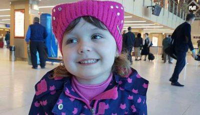 Să o ajutăm pe Margarita! Fetița de 3 anișori are nevoie de medicamente costisitoare după ce a fost operată de o tumoare pe creier