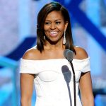"""Foto: Michelle Obama: """"Să fie foarte clar, bărbații nu trebuie să pună la pământ femeile pentru a se simți puternici"""""""