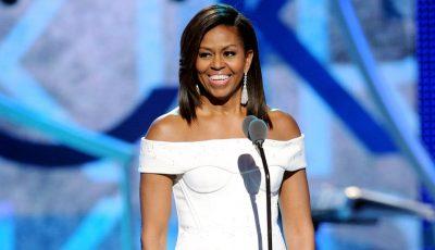 """Michelle Obama: """"Să fie foarte clar, bărbații nu trebuie să pună la pământ femeile pentru a se simți puternici"""""""