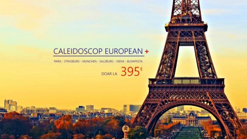 Foto: Pentru o călătorie de vis alege Caleidoscop European Plus