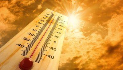 Meteorologii au emis cod galben de incendii pe întreg teritoriul țării
